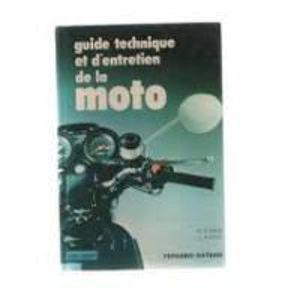 Image de Guide technique et entretien de la moto