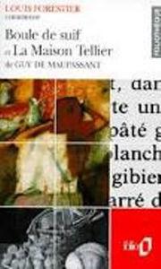 Image de Boule de suif et La Maison Telliier de Guy de Maupassant