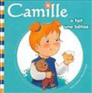 Image de Camille a fait une bêtise