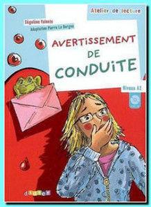 Image de Avertissement de conduite (DELF A2- avec CD)