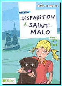 Image de Disparition à Saint-Malo (DELF A1 - avec CD)
