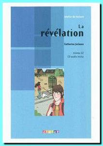 Image de La révélation (DELF A2- avec CD)