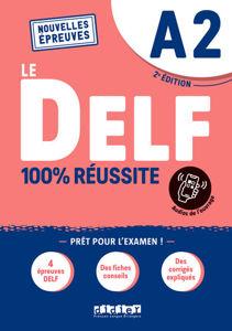 Image de DELF A2 100% réussite – édition 2021 – Livre + Onprint
