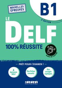 Image de DELF B1 100% réussite – édition 2021 – Livre + Onprint