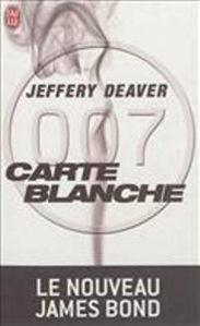 Image de Carte blanche - Le nouveau James Bond 007