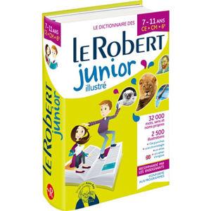 Image de Le Robert junior illustré : le dictionnaire des 7-11 ans, CE-CM-6e