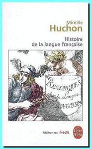 Image de Histoire de la langue française