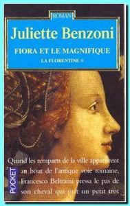 Image de Fiora et le magnifique (La Florentine 1)