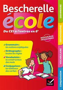Image de Bescherelle école : grammaire, orthographe, vocabulaire, conjugaison