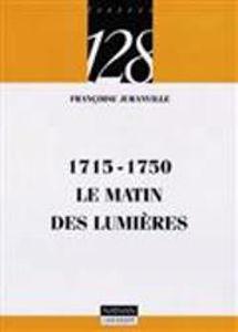 Image de 1715-1750 Le Matin des Lumières