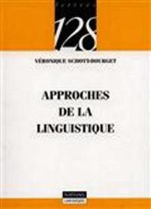 Image de Approches de la linguistique