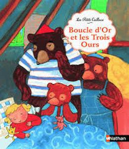 Image de Boucle d'or et les trois ours