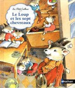 Image de Le loup et les sept chevreaux