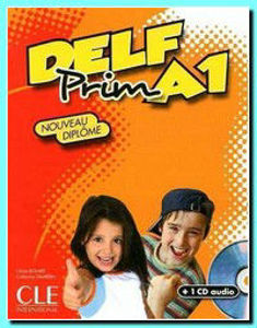 Image de Delf Prim A1 (CD audio inclus)