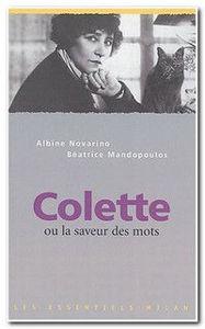 Image de Colette ou la saveur des mots