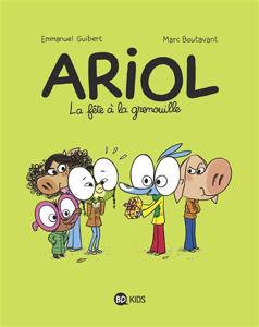 Image de Ariol Vol. 11, La fête à la grenouille