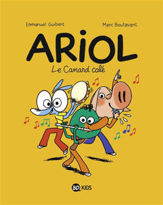 Image de Ariol Vol. 13, Le canard calé