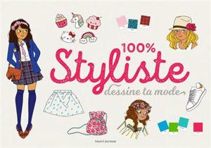 Image de 100 % styliste : dessine ta mode