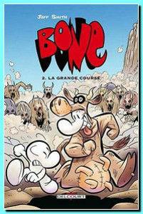 Image de Bone 2 - La grande course