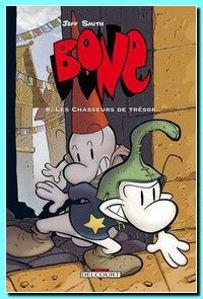 Image de Bone 8 - Les chasseurs de trésor