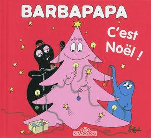 """Image de Barbapapa - C'est Noël """" (La petite bibliothèque de Barbapapa)"""