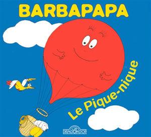 Image de Barbapapa - Le pique-nique (La petite bibliothèque de Barbapapa)