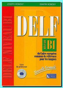 Image de Delf B1 - Nouvelle formule - Livre du professeur (corrigés)