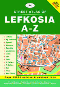 Image de Street Atlas of Nicosia & Suburbs