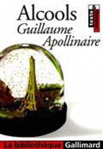 Image de Alcools. Guillaume Apollinaire