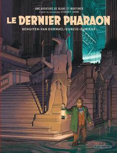 Image de Le dernier pharaon - Une aventure de Blake & Mortimer