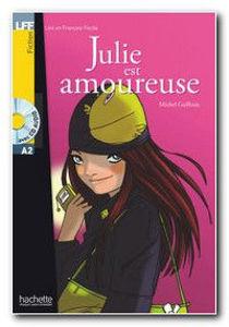 Image de Julie est amoureuse (DELF A2 -avec CD)