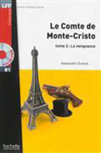 Image de Le Comte de Monte-Cristo tome 2: la vengeance (DELF B1- avec CD)