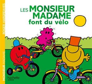 Image de Les Monsieur Madame font du vélo