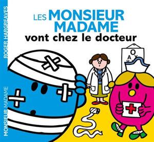 Image de Les Monsieur Madame vont chez le docteur