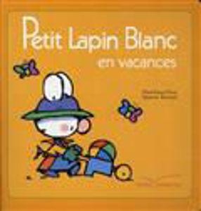 Image de Petit Lapin Blanc en vacances