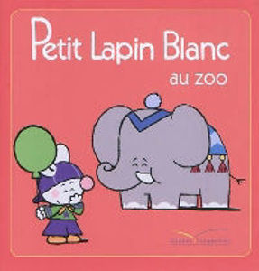 Image de Petit Lapin Blanc au zoo