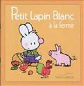 Image de Petit Lapin Blanc à la ferme