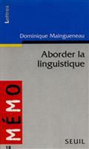 Image de Aborder la linguistique