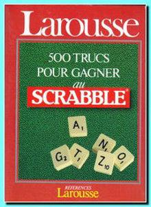Image de 500 TRUCS pour gagner au SCRABBLE