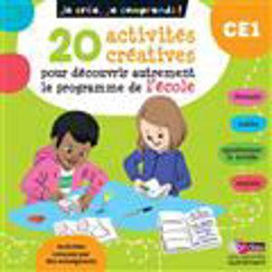 Image de 20 activités créatrices pour découvrir autrement le programme de l'école - CE1