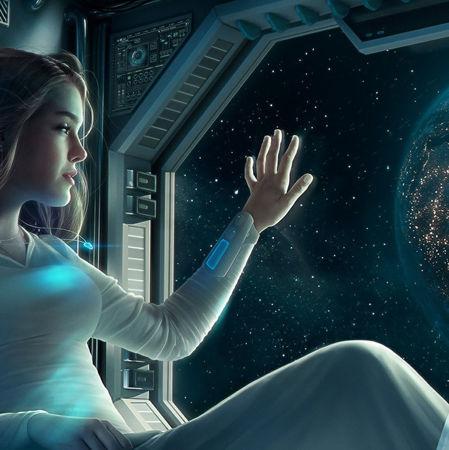 Image de la catégorie Science-Fiction