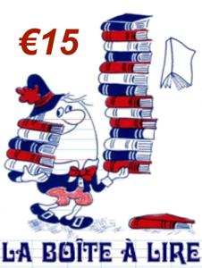Image de Bon d'achat 15 Euros