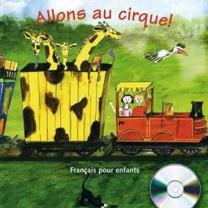Image de Allons au cirque ! - CD audio