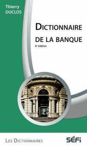 Image de Dictionnaire de la banque