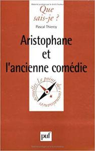 Image de Aristophane et l'ancienne comédie