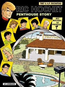Image de Ric Hochet Tome 66 - Penthouse story