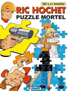 Image de Ric Hochet Tome 74 - Puzzle mortel