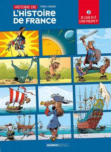Image de Histoire de l'histoire de France Volume 2, De Louis XV à Louis Philippe