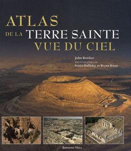 Image de Atlas de la Terre Sainte vue du ciel
