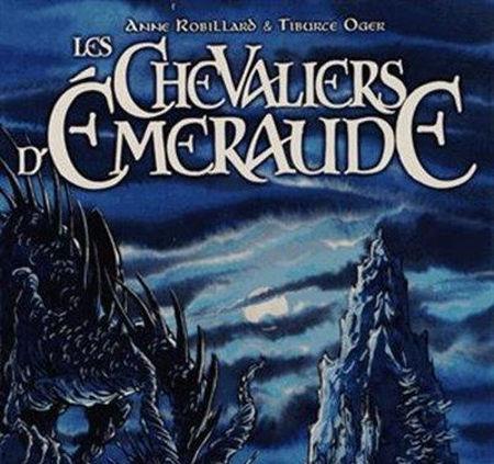 Image de la catégorie Les chevaliers d'Emeraude